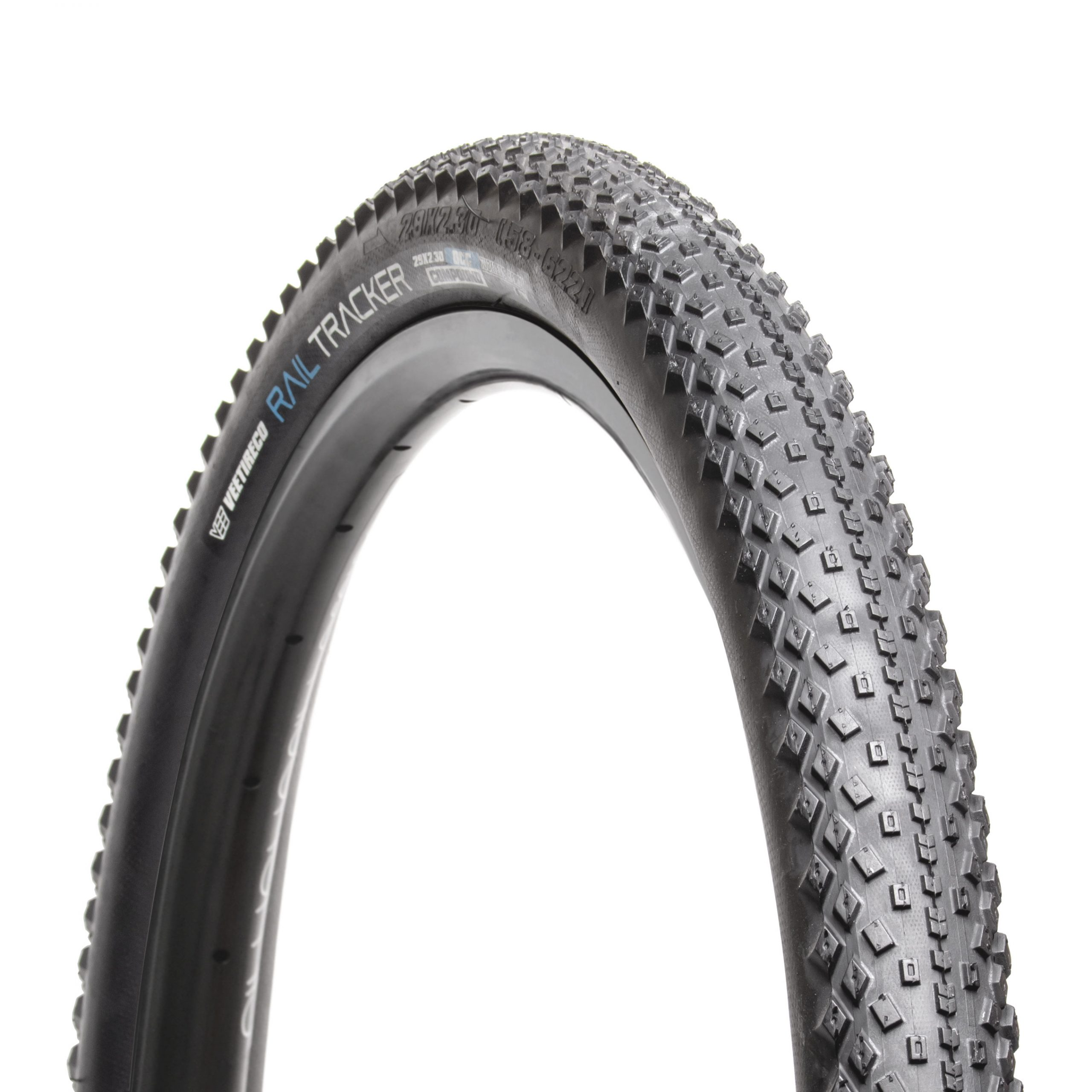 2 Vee Tire Rail Tracker 27.5x2.2 Tires Synthesis Sidewall Dual Control Compound